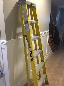 Keller 6ft step ladder