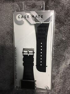 Selling a Apple Watch Casemate Strap **brand new**