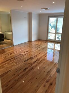 Sanding and polishing by A1timber floors