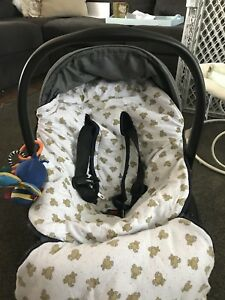 Winter car seat cover $25
