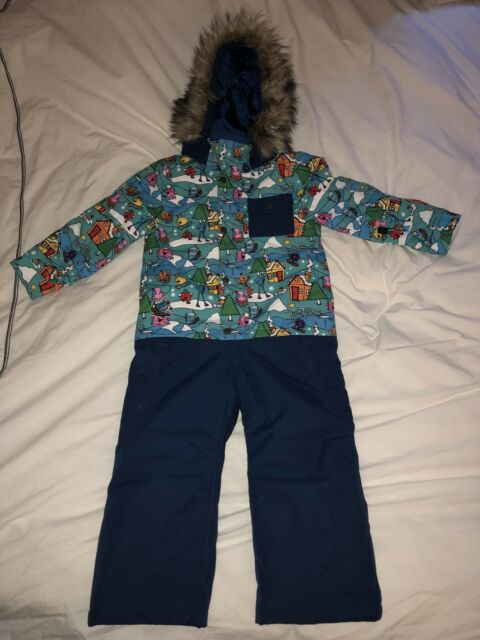 a2170f7fd Quicksilver kids snow suit 4 5