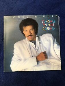 Lionel Richie - Dancing on the Ceiling Vinyl Record LP Redcliffe Redcliffe Area Preview
