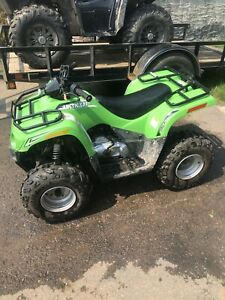 2012 Arctic cat 90cc kids atv