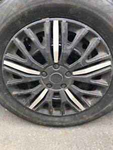 "Wanted: 17"" Wheel Cover"