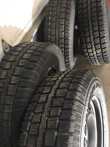 Ram 1500 snow tires and rims brand new