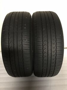 Two 245/55/R19 Allseason Toyo A20 Open Country - Lots of Tread