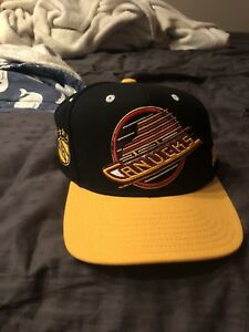 Vancouver canucks hat