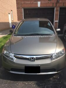 2008 Honda Civic DX-G low kms*****