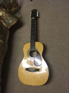 Acoustic guitar by Dover