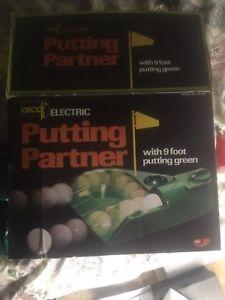 Original Oscar Electric Putting Partner
