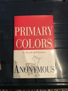Primary Colors hardcover