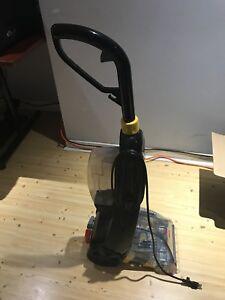 Bissell steam carpet cleaner