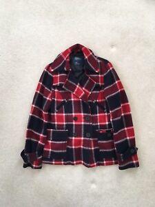 Women's Peacoat Jacket