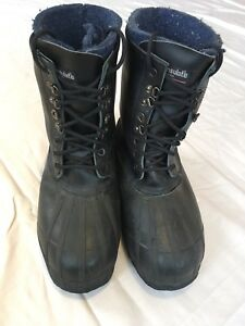Men's winter boots size 10