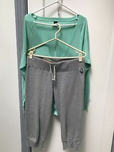 TNA CARDIGAN & KNEE PANT  SETS Size Small