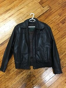 Daniel leather jacket
