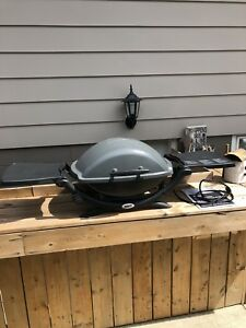 Weber Q2400 (Electric Grill)