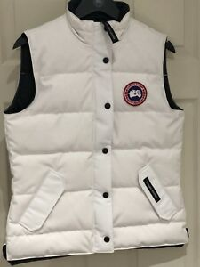 Canada Goose Freestyle Vest (white)