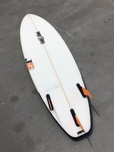 JS Blak Box 2 surfboard