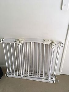 Set of 3 child safety stair gates East Perth Perth City Area Preview