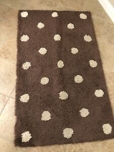 Pottery Barn Teen Dottie Rug
