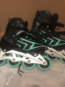 Never Worn Outside Firefly Rollerblades - Women's Size 8