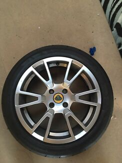 Lotus SC wheels