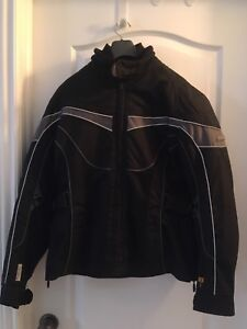 New Condition  Ladies S Motorcycle Outfit