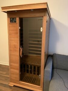 INFRARED SAUNA FOR SALE !