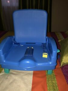 Booster seat - travel model - excellent condition