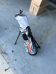 Kids golf clubs (left handed)