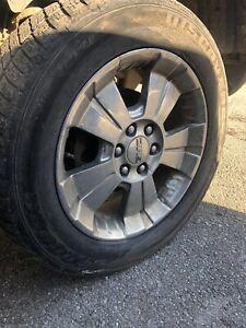20 inch GM rims