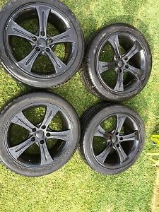 Selling tyres Glenmore Park Penrith Area Preview