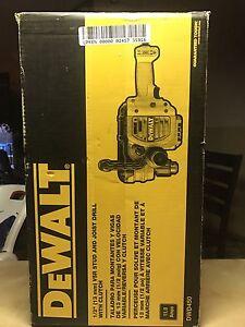 Dewalt stud and joist drill DWD450