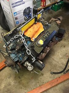 Ford 302 autolight carb c4 trans