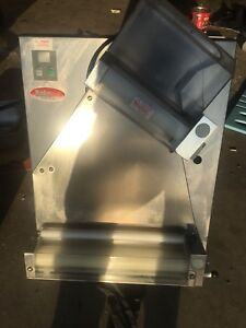 Dough sheeter like new lightly used