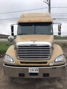 2007columbia c15 caterpillar all new bf tires