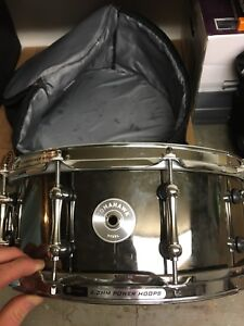 Mapex tomahawk snare and bag