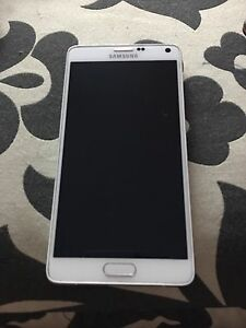 Cellulaire Samsung note 4 32 g