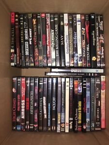 DVD Movie Collection - almost 300 Movies!