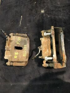 2008 ford f-150 front calipers and bridge $80 each