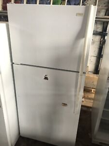 Maytag fridge, needs a full cleaning.