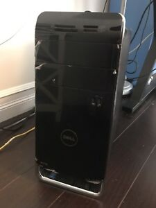 Used Dell XPS 8500 Gaming desktop