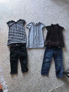 Girls size 3 clothing