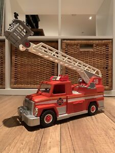 Camion pompier play mobil