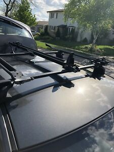 Roof rack -fork down x3