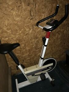 Gym    cardio bicycle - in good   condition