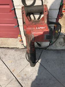 Hilti TE 804 demolition hammer for sale