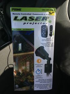 Laser Christmas Light