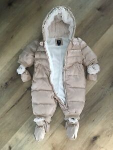 Baby Gap Warmest Snowsuit 6-12M